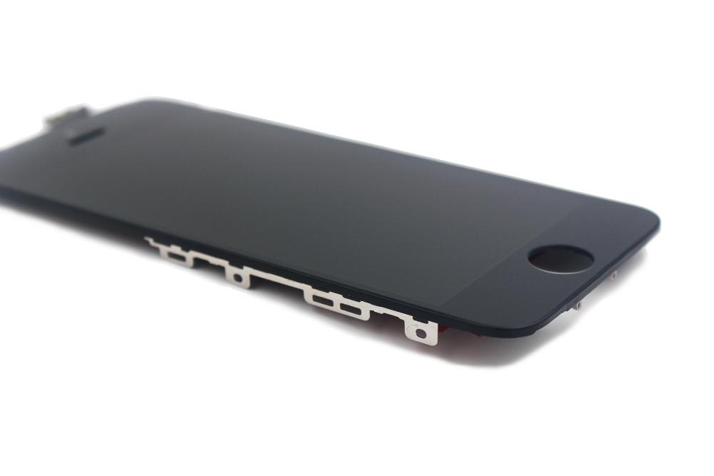 Czarny gwarancja 100% aaa wymiana wyświetlacza dla iphone 5 iphone 5c iphone 5s lcd z ekranem dotykowym digitizer pełna zgromadzenia 5