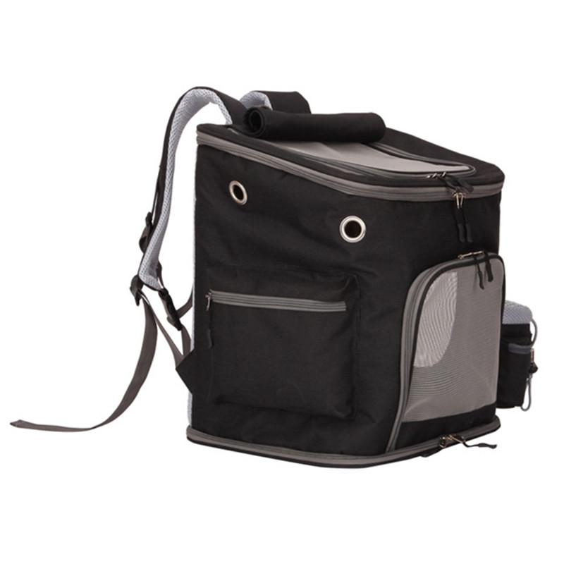 Premium Pet Carrier Backpack for Small Cats and Dogs Ventilated Design, Safety Strap, Buckle Support   Designed for Travel May31