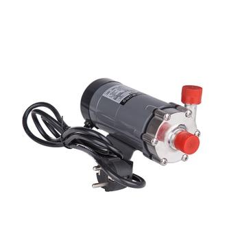 10W Home brew Pump Stainless steel Magnetic Drive Circulating pump Food Grade High Temperature Resisting  Magnetic Drive Pump