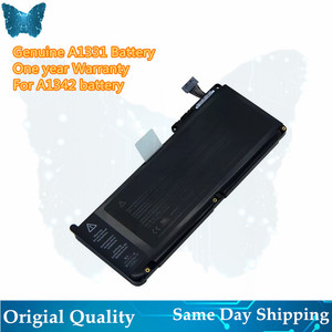 "Image 1 - GiAUSA 63.5Wh 10.95V A1331 Battery For Apple MacBook Unibody 13"" Inch A1342 Battery MC233 MC375L Late 2009 Mid 2010"