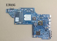 640453 001 Free Shipping For Hp DV6 DV6 6000 laptop motherboard AMD DDR3 Mainboard full tested 100% tested