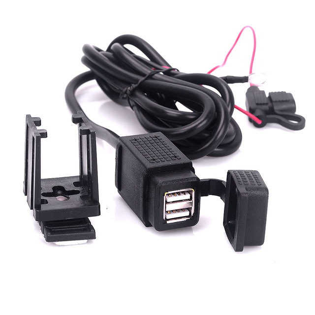 14 Motorcycle Phone Charger Moto Usb Charger 12v