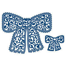 Buy Naifumodo Lace Bow Metal Cutting Dies Scrapbooking New for 2019 Rosette Crafts Dies Bow Die Cuts Card Making Album Embossing directly from merchant!