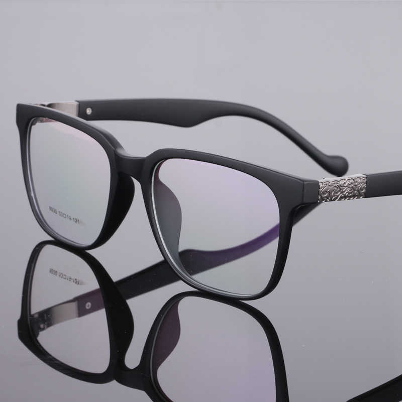 443ec404cb8 Detail Feedback Questions about TR90 Men s Spectacle Frame Square ...