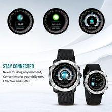 Heart Rate Calories Remote Camera Waterproof Smart Watch