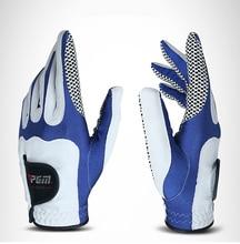 Golf Gloves Men s Golf Gloves Gloves Single Anti slip Particles Magic Gloves Anti