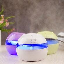 Luces LED de Color DC 5 V Ultrasónico Aroma Humidificador de Aire Difusor de Aroma de Aceite Esencial de Aromaterapia Eléctrica Envío Gratis