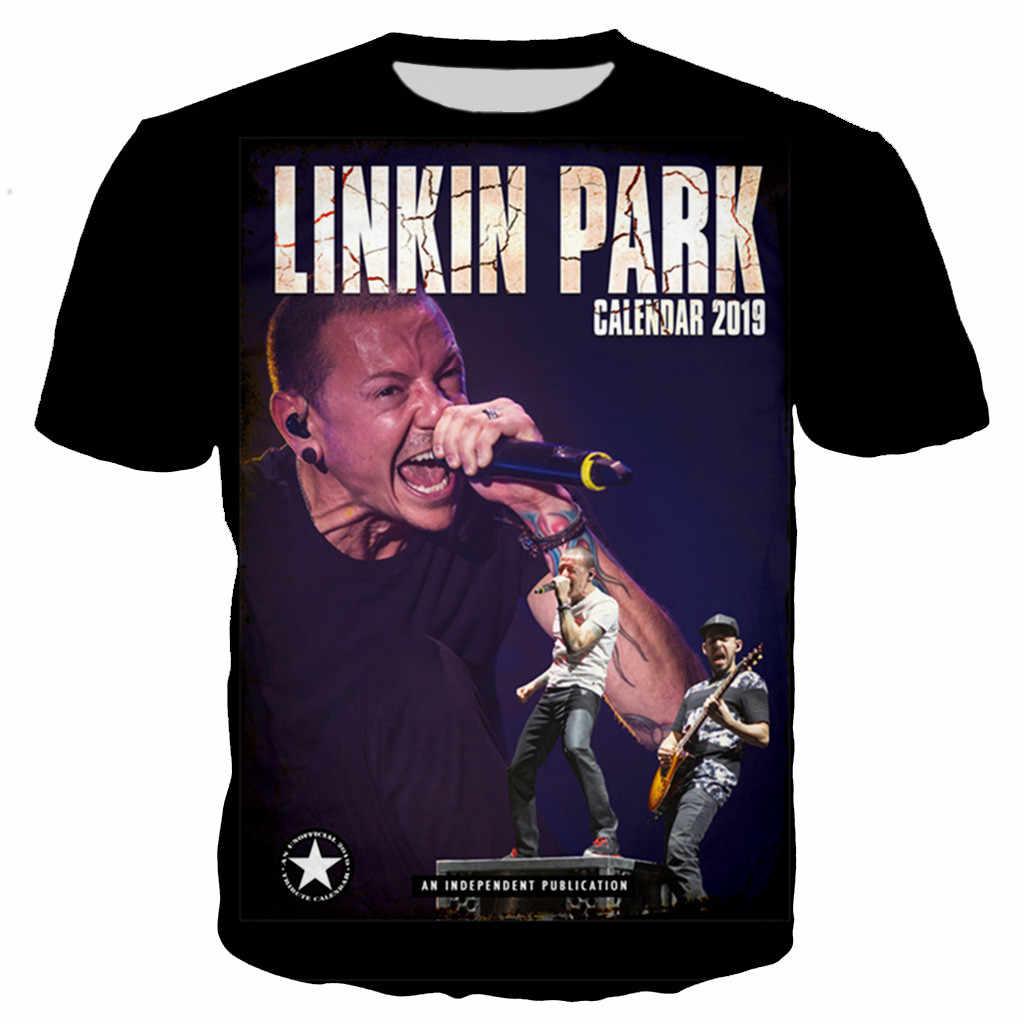 Nuovo arriva il classico linkin park 3D degli uomini di stampa di modo delle donne t shirt/felpe/felpe/maglia/parti superiori dropshipping