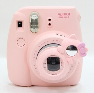 Fujifilm Instax Mini 7s 8 Close Up Lens Hello Kitty Self Portrait Mirror For Camera Pink Yellow Blue White In Video Bags From Consumer