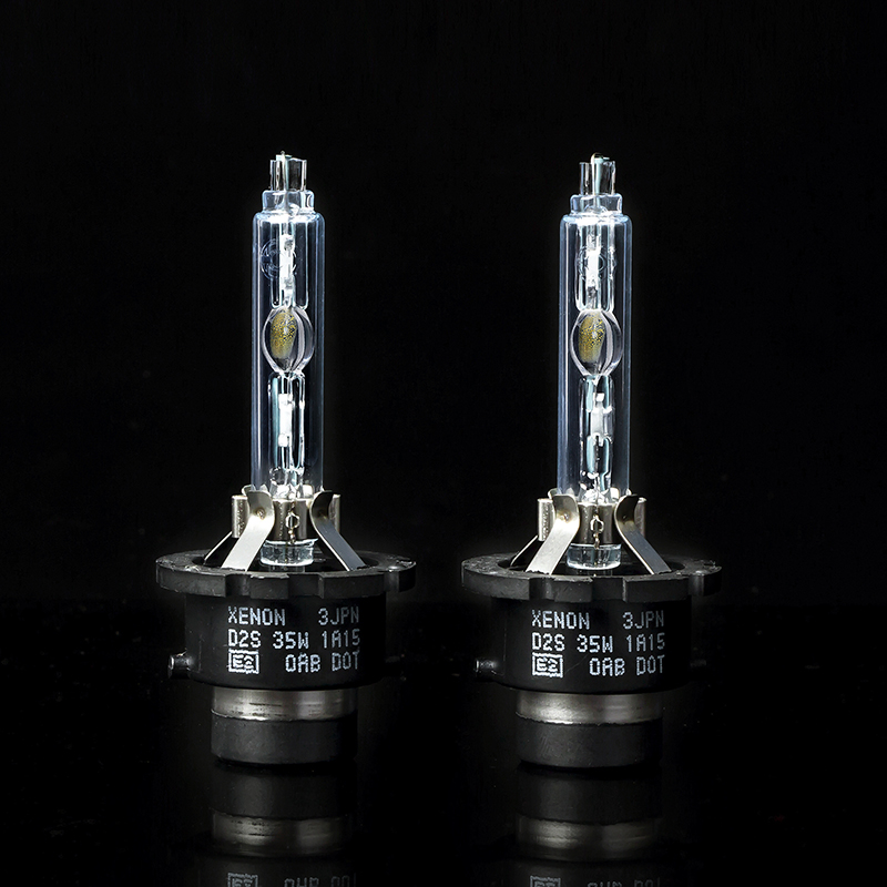 2 x D2S Xenon Bulb Light Replacement Xenon HID Lamp 6000K For Benz W169 W245 W164