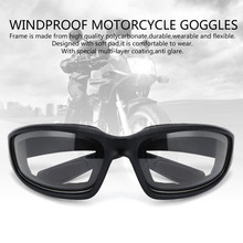 Motorcycle Glasses Army Polarized Sunglasses Windproof For Hunting Shooting Biking