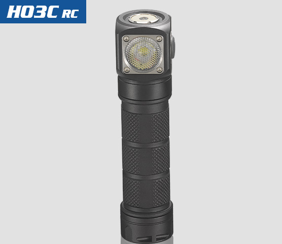 Skilhunt H03C RC/rojo/Verde/azul/blanco Multi-Colores LED linterna del faro - 3