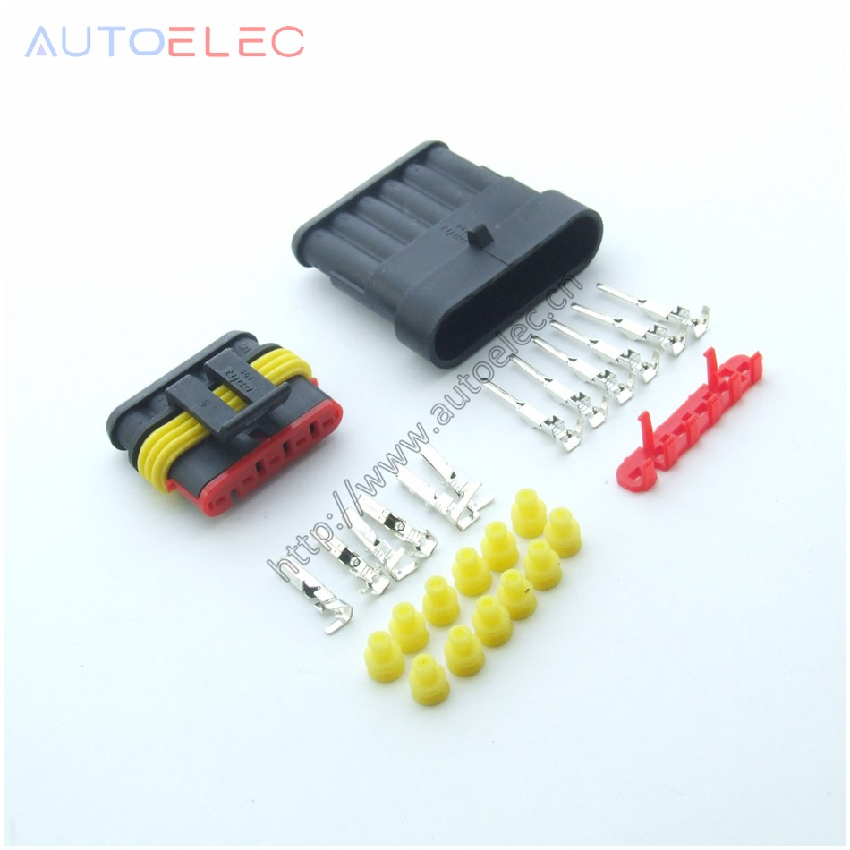 Sets 1 1930 0958 High Voltage Ignition Coil Plug Connector For Gm Model Ford Electrical Wiring 5sets 6pin Way Waterproof Wire Automotive Car Motorcycle Hid Sealed Xenon