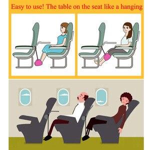 Дорожный гамак для ног, авиационное сиденье, коврик для ног, портативный стул, офисный домашний гамак для ног, автомобильный поезд, авиационный дорожный аксессуар