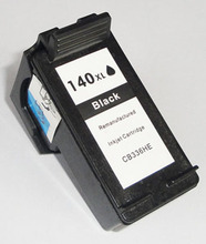1x  Compatible Black Ink Cartridge For hp 140XL HP Officejet 5700 Photosmart C5200 hp photosmart 7520 black ink cartridge oem 250 pages