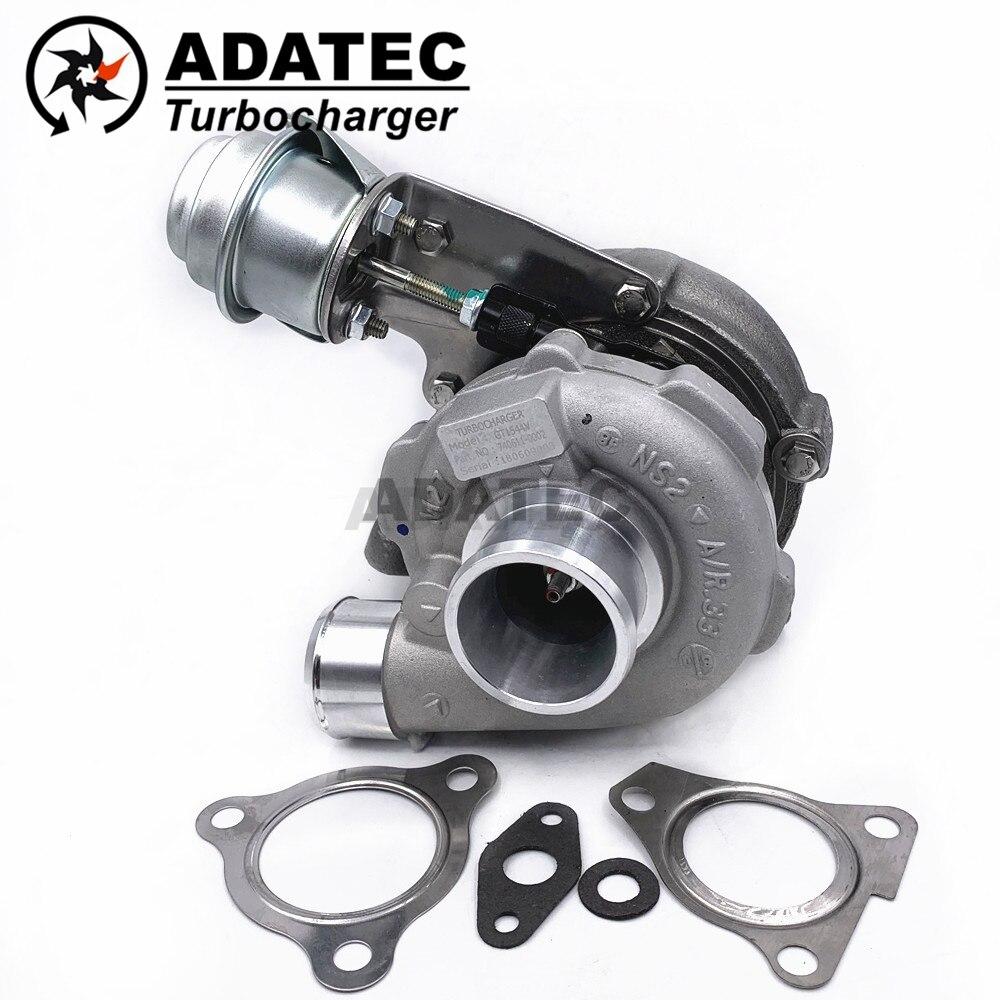 Garett Turbo Full GT1544V 740611 782403 28201-2A100 282012A100 Turbine 282012A110 For Hyundai Matrix 1.5 CRDi VGT 110 HP U1 Euro