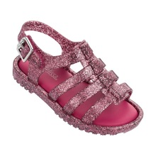 Girls Rome Sandals 2019 New Melissa Hollow Toddler Shoes 12.8-17.8cm Breathable Baby