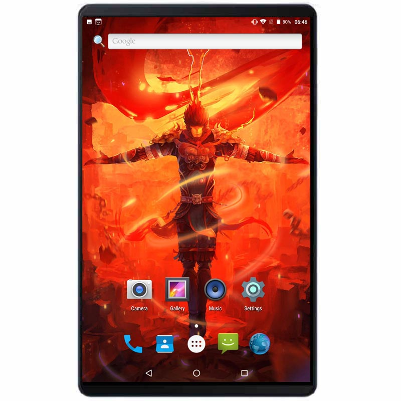 2019 New 4+64GB 10 Inch Tablet PC 4G Android 8.0 Octa Core Super Tablets Ram 4GB Rom 64GB WiFi GPS 10.1 Tablets IPS Dual SIM Pad