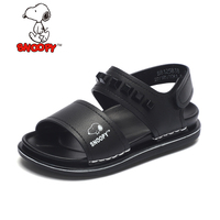 Snoopy Brand Summer Children Beach Boys Sandals for Kids Shoes Arch Support Sport Sandals for Boys Eu Size 26 30