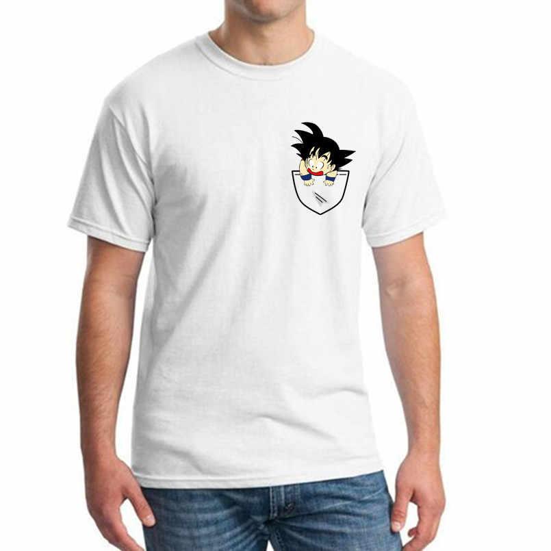 Футболка с драконом и мячом мужская летняя футболка с драконом и мячом Z super son goku Slim Fit косплей 3D футболки Вегета Homme