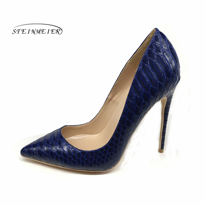 все цены на 2019 women pumps high heels Wedding Party Shoes blue High Heel Sexy Spring Women Shoes Pointed Toe Women Pumps