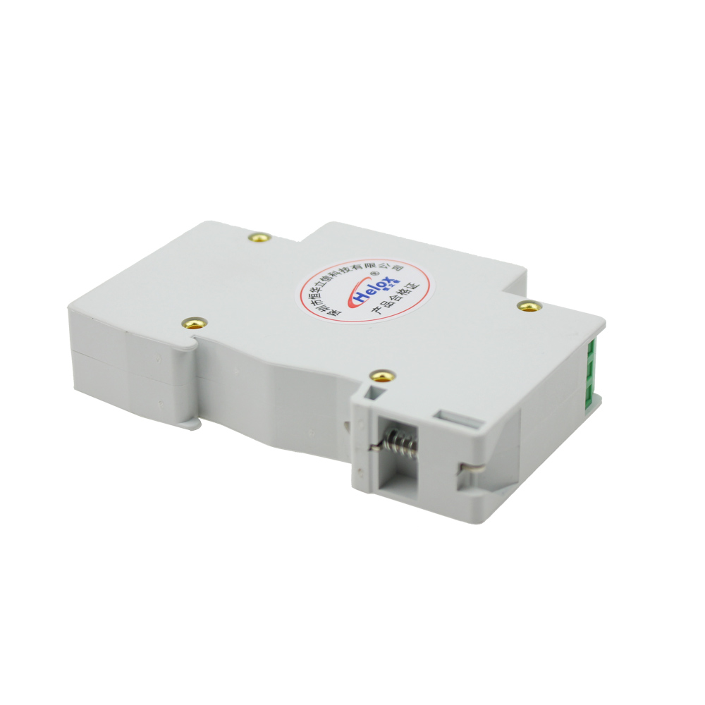 24V Rail Series Surge Protector AC/DC Power Supply Lightning Protector  Arrester HM-24DC/2