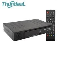 ThundeaL DVB T2 S2 Satellite Receiver H 264 1080P Digital TV Tuner MPEG4 USB DVB T2