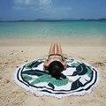 Indische Mandala Böhmen Wandteppich Hängen Glückliche Sonnenschein Lotus Gedruckt Strand Werfen Matte Tasse Matte Tisch Tuch Bikini Cover Up-in Dekorative Wandteppiche aus Heim und Garten bei