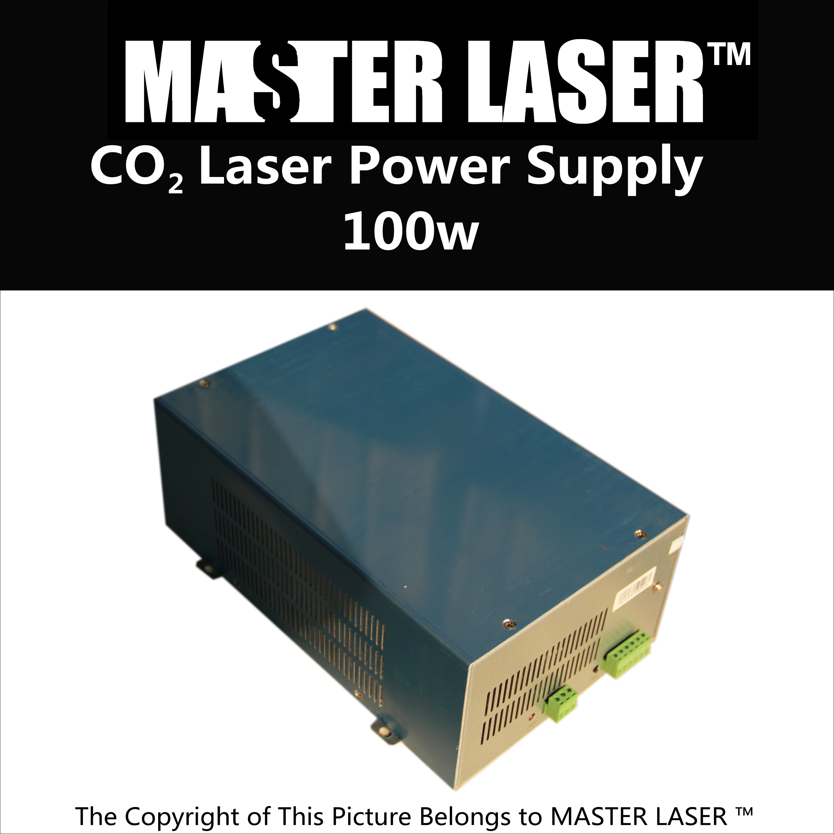 Discount 100W Laser Cutting Machine Laser Power Supply 80% discount