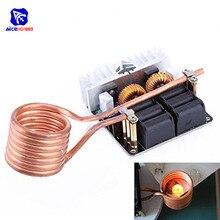 Diymore zvs dc 12  48 v 20A 1000 ワット加熱モジュール低電圧誘導加熱ボードモジュールとテスラコイル