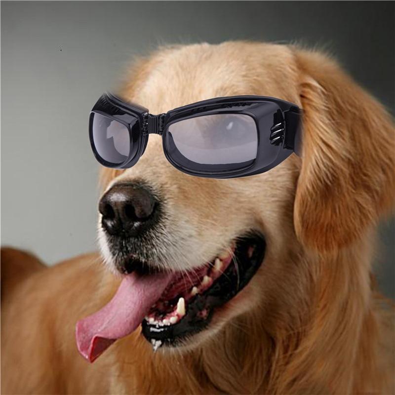 Összecsukható kisállat kutyák napszemüvegei többszínű Szélálló UV védőszemüveg 2016 Divat Nyári háziállatok Kutyák Kölyök szemüvegek