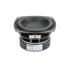 AIYIMA 1PC 4 pouces Hi Fi 8ohm/4ohm Subwoofer haut parleur Audio Super grave Woofer haut parleur 40W haute puissance haut parleurs