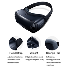 Gear VR 4.0 3D Glasses Gyro Sensor Virtual Reality Helmet Built For Samsung Galaxy Note 7 S6 S6 Edge+ S7 S8 S8plus S9  S7Edge