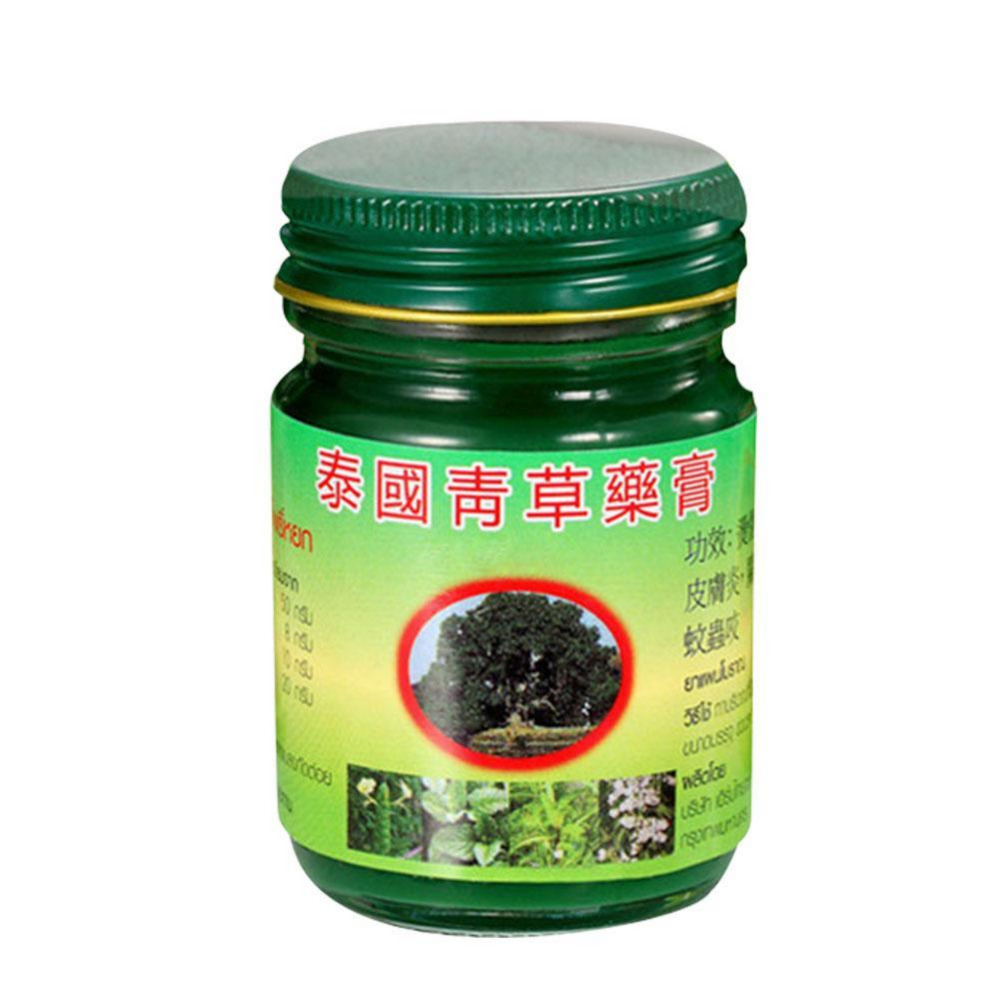 1 Piece tiger Thai Herbal Balm,Pain Ointment,Refresh Oneself Influenza Cold Headache Dizziness Summer Mosquito