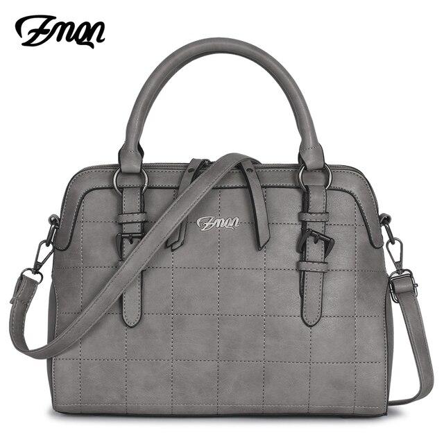 f03ab468e8e1 ZMQN Для женщин кожаные сумочки известный бренд сумки с логотипом Роскошные  Сумки Для женщин сумки дизайнера
