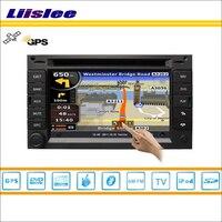For 2003 2011 VolksWagen VW Fox Car GPS Navigation System Radio TV DVD BT IPod 3G