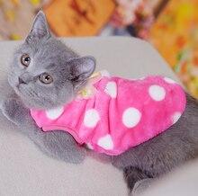 pet cat Vest dog Clothes