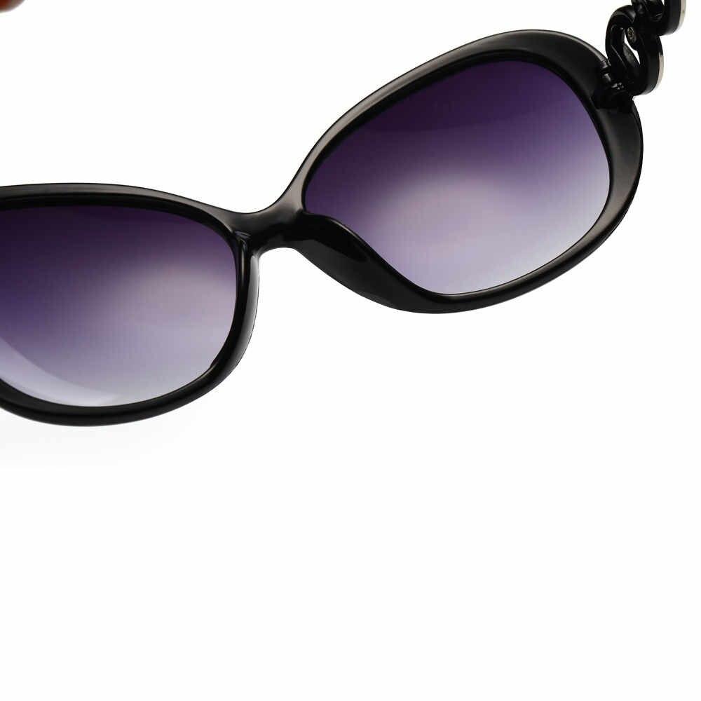 Fashion Women Men Double Ring Decoration Shades Sunglasses Integrated UV Glasses auto accessorie attractive Multi-colored 0.8
