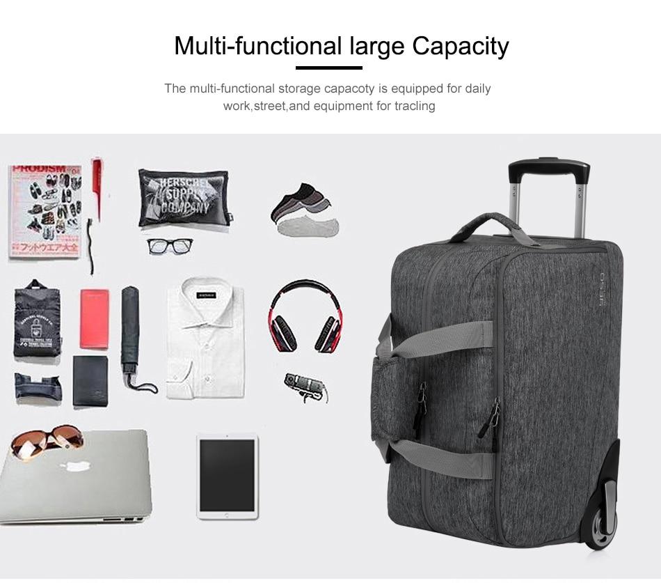 ... Luggage 6Rolling Duffle Bags 7Duffle Bags 8Waterproof 9Oxford  10Suitcase 11Men 12women ... d05596bb47151