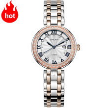 Casio watch Fashion elegant ladies ladies watch SHE-4034BSG-7A SHE-4034BSG-7B SHE-4034CSG-7A SHE-4034D-7A