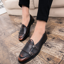 Mens Shoes Designer Loafers Dress Driving Casual Fashion Luxury Brand Adult Social Plus-Size