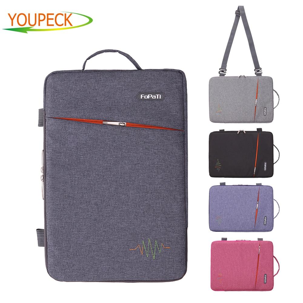 4216164c5518 Crossbody Bag 11.6 12 13.3 14 15.6 inch Laptop bag Handbag for Macbook Air 11  13 Pro 13 15 Retina Case Shoulder Messenger bag