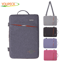 Crossbody Bag 11.6 12 13.3 14 15.6 inch Laptop bag Handbag for Macbook Air 11 13 Pro 13 15 Retina Case Shoulder Messenger bag