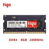 Tigo RAM DDR4 8GB Laptop 2400MHz Memory 8 GB DDR 4 Memoria ram SoDIMM For Laptop