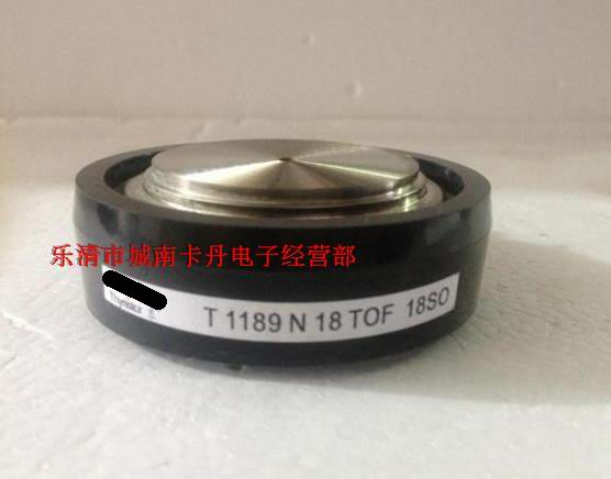 T1189N18TOF   100%New and original,  90 days warranty Professional module supply, welcomed the consultationT1189N18TOF   100%New and original,  90 days warranty Professional module supply, welcomed the consultation