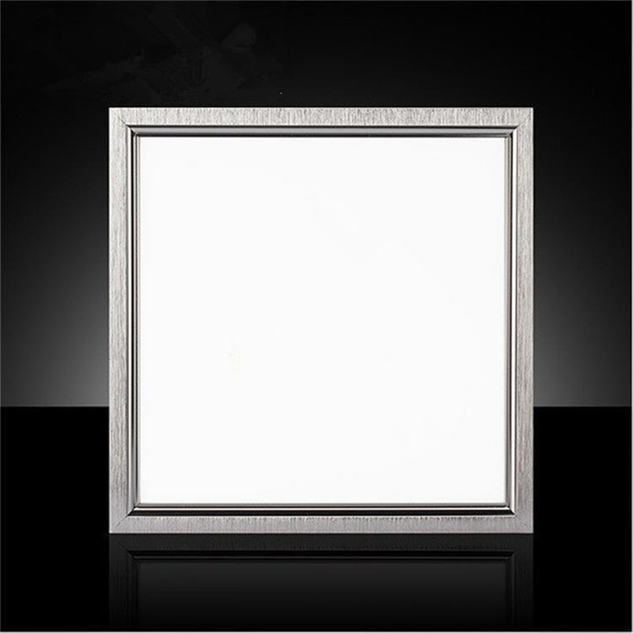 Slim LED Panel Light Embeded Panel Ceiling Downlight 300x300 square indoor high bright lamp 8W 12W 18W With Led Driver 1pcs ultra slim embeded 12w round led panel light smd3014 ac85 265v led indoor ceiling lamp white warm white with led driver