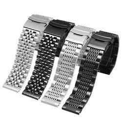20 22 мм из нержавеющей стали, ремешок для Sumsang Шестерни S3 Спорт/huawei часы GT smart watch браслет для мужчин и женщин на