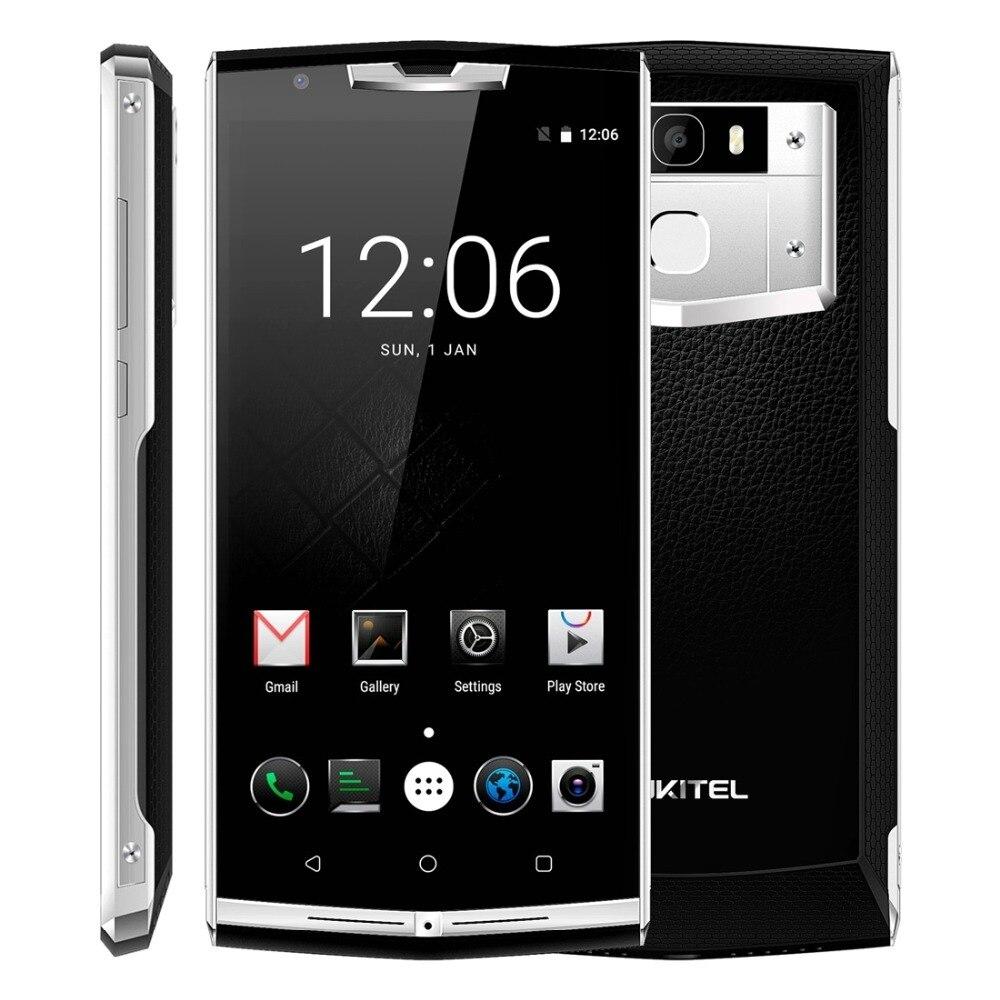 Oukitel K10000 Pro Mobile Phone Android 7 0 10000mAh 12V 2V 5 5 MTK6750 Qcta Core