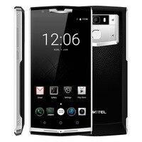 Oukitel k10000 Pro Mobile Téléphone Android 7.0 10000 mAh 12 V 2 V 5.5