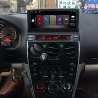 10 25 Inch Car Multimedia Player For Mazda 6 With GPS Navigation MP5 Bluetooth Wifi